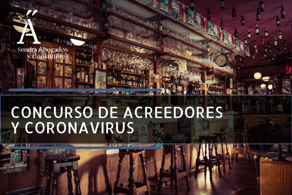 Concurso de Acreedores y Coronavirus