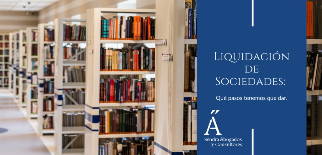Liquidación de Sociedades