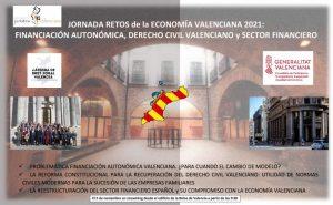Jornada Retos de la Economía Valenciana 2021