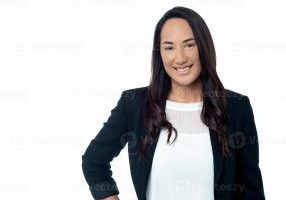 confident-young-corporate-woman-photo